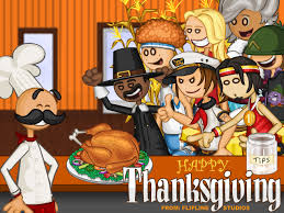 happy thanksgiving flipline studios