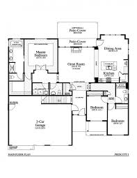 Westfield White City Floor Plan Prescott 2 Custom Home Builders Vancouver Wa New Tradition Homes
