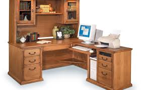 Light Wood Computer Desk Desk Wood Desk With Hutch Dramatic Cherry Wood Office Desk With