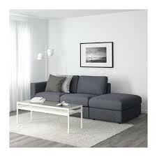 accoudoir canapé canape sans accoudoirs vimle canapac 3 places accoudoir gunnared