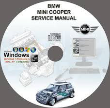 mini cooper s d r50 r52 r53 r55 r56 bmw factory service u0026 repair