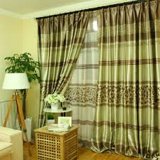 Green And Brown Curtains The 4th Page Ofliving Room Curtains And Drapes Curtains Designs