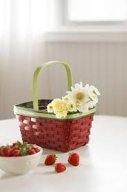 261 best longaberger baskets images on pinterest painted baskets
