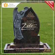 upright headstones carved angel cheap upright headstone buy cheap upright