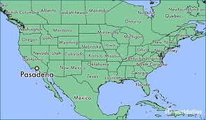 pasadena ca map where is pasadena ca where is pasadena ca located in the