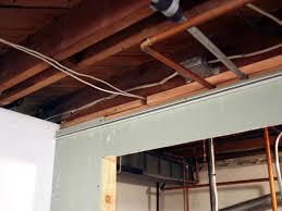 Tile Installing Ceiling Tiles In Basement Home Style Tips