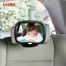baby car mirror with light china car seat mirror wholesale alibaba
