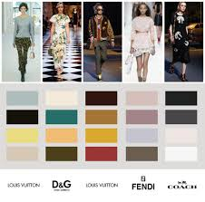 2017 color trend fashion ultimate designer s color guide 2017 color forecast 2017