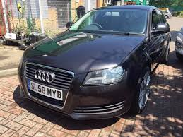 2008 58 facelift audi a3 manual diesel 30 road tax in southall