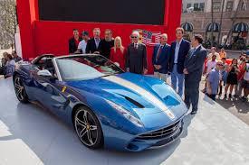 Ferrari California Navy Blue - vintage victorvarela com blog