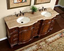 72 Bathroom Vanity Double Sink by Double Sink Bathroom Vanity Ebay