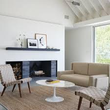 saarinen oval coffee table knoll modern furniture palette side in