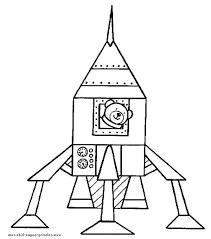 teddy bear rocket ship coloring download u0026 print