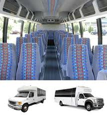 rentals in orange county orange county charter minibus tour rental
