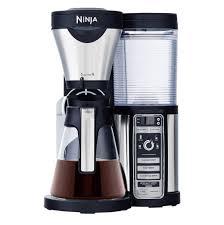 amazon com ninja coffee bar auto iq brewer with glass carafe