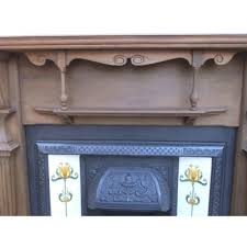 fully restored victorian fire surround with quality insert