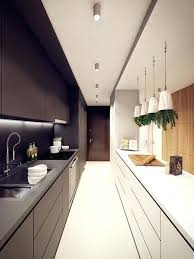 narrow kitchen ideas u2013 subscribed me