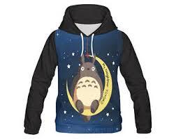 totoro hoodie etsy