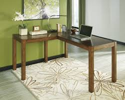 wood l l shaped desk wood shape crafted of reclaimed with pipe 12