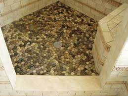 shower pebble floor houses flooring picture ideas blogule