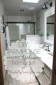 farmhouse bathrooms ideas master bathroom resource list grace filled interiors