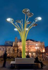 solar tree lights the city of the future solar