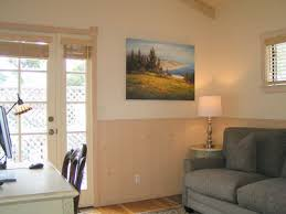 Home Office With Sofa Carmel Delight The Perfect Story Book Cottage Vrbo