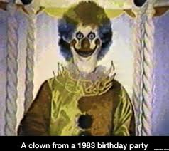 Creepy Clown Meme - pin scary clown meme