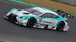 lexus rc f series petronas tom u0027s rc f finishes in 1st place at the 2015 autobacs