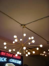 18 Light Starburst Chandelier Up And Atom Chandelier Zoom Corrigan Studio Frederick 10light