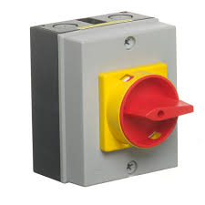 4 pole enclosed switch disconnectors ip65
