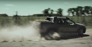 renault duster oroch renault duster oroch pickup does rugged things in new commercial