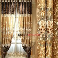 Faux Silk Embroidered Curtains Embroidered Silk Curtains Click To View Size Photo Gramercy