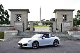 Driving The Porsche 911 Targa 4s And Panamera S E Hybrid In