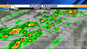 Cold Front Map Severe Weather Possible Monday As Strong Cold Front Pushes