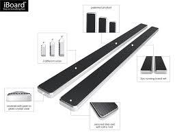 Ford Explorer Running Boards - amazon com iboard running boards nerf bars side steps step