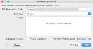sign apk android unable to sign apk with only the traditional scheme