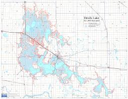 Lake Maps Nd State Water Commission