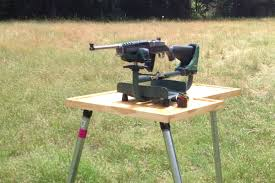 Shooting Bench Rest Reviews Diy Shooting Bench For Under 100 Gunsamerica Digest