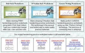 printables handwriting worksheets maker eggidea worksheets