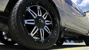 lexus suv wheels lexus lx470 custom rims 22 inch fuel hostage custom wheels youtube