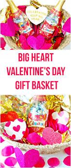 big valentines day valentines day gift basket val event gal