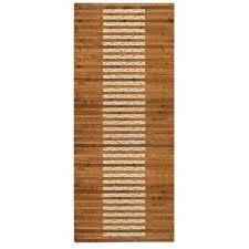 Bamboo Bathroom Rug Bamboo Bath Rugs Mats Mats The Home Depot