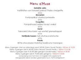 restaurant a u0027muze in opwijk vlaams gewest belgium gault u0026millau
