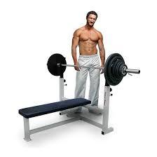 Flat Bench Barbell Press Deltech Fitness Flat Bench Press Df1700 Incredibody