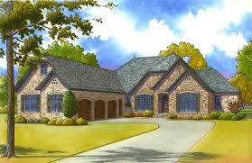 Home Plans With Courtyards 4 Bed Euro Style With Courtyard Entry Garage 70507mk