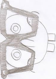 quick spongebob sketch by sailorangelz on deviantart
