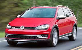 fast volkswagen cars 2017 volkswagen golf alltrack first drive u2013 review u2013 car and driver