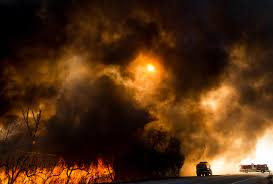 Wildfire California 2016 by 2016 U0027s Hellish Summer Weather A