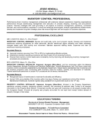 Resume Objective Necessary Warehouse Specialist Resume Resume Warehouse Objective Samples